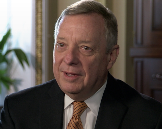 Reception-Fundraiser for Senator Dick Durbin